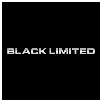 black limited