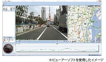 ビューアーソフトを使用したイメージ