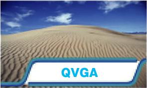 QVGA画質