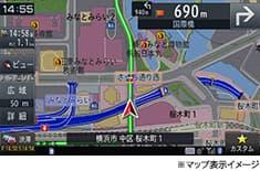 マップ表示イメージ