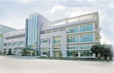 研究開発センター(台湾本社)